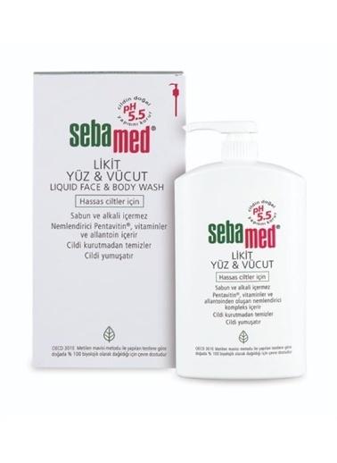 Sebamed Sebamed Likit  Liquid Face  & Body Wash  1000 Ml Renksiz